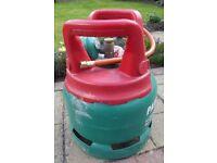 BBQ Gas cylinder