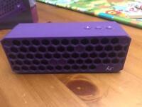Kitsound hive Bluetooth wireless speaker