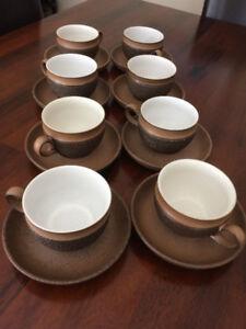 Denby Costwolds pattern pottery
