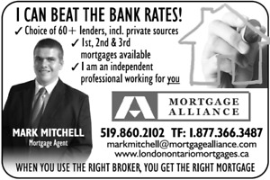 With Rates as low as 2.74 Percent for a 5 Year Term (OAC) I can