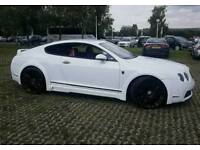 Bentley continental GT full project titan conversation limited edition