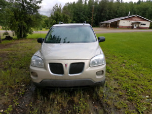 2008 Pontiac Montana for sale