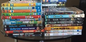 TV Shows DVD's/Blu-rays for sale!