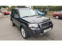 LEFT HAND DRIVE 2006 AUTOMATIC FREELANDER TD4 SPORTS IN SOUTH EAST LONDON