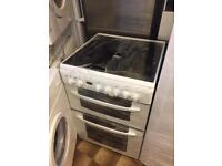 Reconditioned Indesit 60cm Electric Cooker