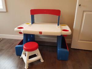 Step 2 Children's Art Desk