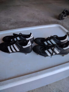 ADIDAS WORLD CUP SOCCER CLEATS size 5.5 men's