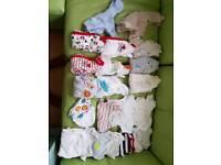 Tiny baby early prem boys bundle