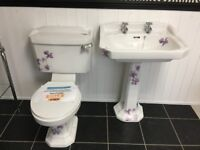 Suite set Orchid