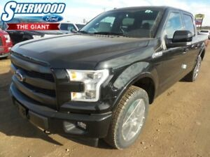 2017 Ford F-150 4x4 w/ Navigation, SYNC Connect, Moonroof