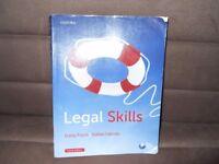 LEGAL SKILLS , 4th EDITION