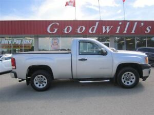 2010 GMC Sierra 1500 SL! REGULAR CAB! SHORT BOX!