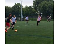 Football players wanted for casual Wednesday games 3G AstroTurf all weather pitch. Farsley. 8pm-9pm