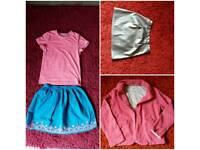 Girls clothes 7/8