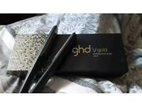 Ghd v gold styler