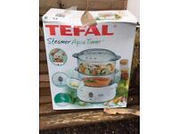 Tefal steamer