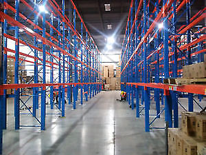 Pallet Racking New & Used