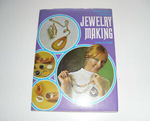 Jewelry Making Book - Step by step guide to Jewlery - 1973