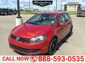 2011 Volkswagen Golf 2.5L SEDAN Heated Seats,