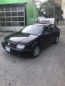 2002 Volkswagen Jetta TDI PART OUT RUNS AND DRIVES