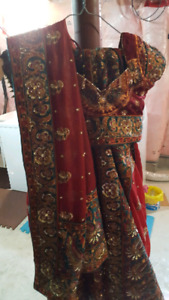 Bridal Lehnga ***only worn once***