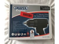 "Impact Wrench Draper Expert 1/2"" Drive (New)"