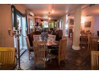 Experienced kitchen porter required for busy steakhouse restaurant in Twickenham