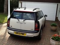 Mini Clubman Automatic in excellent condition
