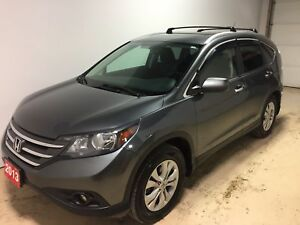 2013 Honda CR-V Touring Fully loaded | Winter tires | Remote...