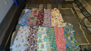 11 scrub tops *price reduced*