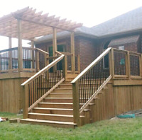 New Deck Builds, Repairs, Refacing and more!