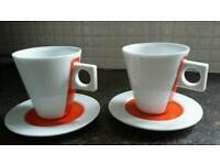 Dolce Gusto lungo coffee cup set
