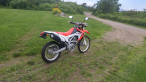 2014 CRF250L *Road Legal*