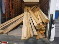 4x1 , Untreated 5metre lengths. New.
