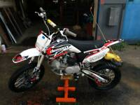 Demon x xlr2 big wheel 160 pit bike