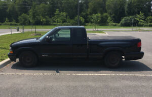 2003 Chevrolet S-10 LS Pickup Truck + Rims - As Is - Trade ?