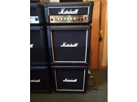 Marshall MG15 MSII Mini Stack Priced To Sell LOOK