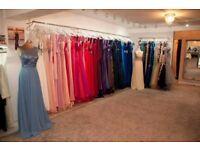 BRIDAL, PROM, LADIES EVENING WEAR & MENS FORMAL ATTIRE RETAILER BUSINESS Ref 144629