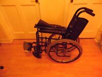 wheel chair gone pending pk up (waiting list if not thanks for looking