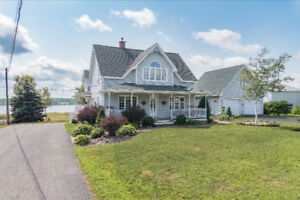620 Route 535, Notre-Dame -WATER FRONT PROPERTY!!!