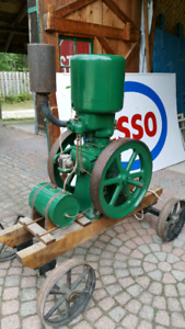 R.A. Lister engine for sale.