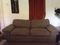 Large two seater sofa- good condition