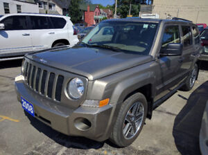 2008 Jeep Patriot North Edition Certified and E-tested