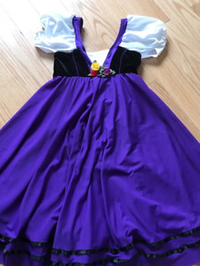 Beautiful Country Style Ballet Dress - 9-11