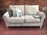 DFS New Beige 2 Seater Sofa - Can Deliver