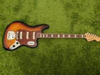 Squier bass IV