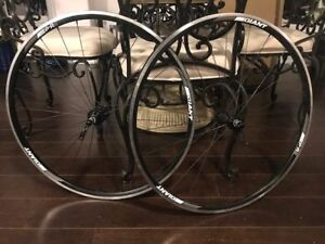 Giant P-R2 wheels front/back excellent condition