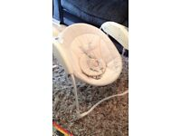 Gracco Baby swing recliner