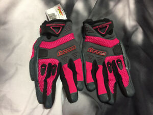 Ladies icon gloves