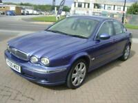 Jaguar X-TYPE 2.0D 2005MY SE BOOTIFUL ELEVEN SERVICE STAMPS